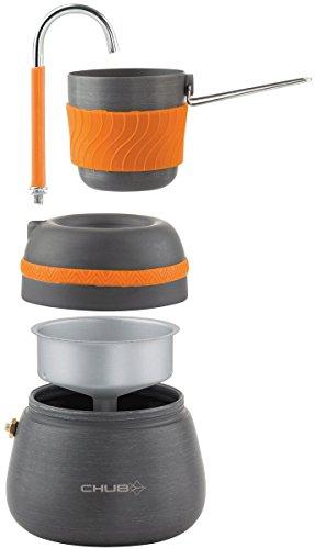 Chub Camping-Kaffeemaschine, Grau, Einheitsgröße