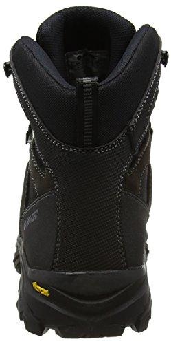 Hi-Tec Maipo Waterproof, Chaussures de randonnée à tige haute homme Noir - Black (Charcoal/Black 051)