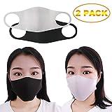 maschera antipolvere nera