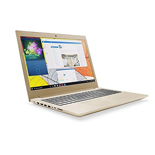 Lenovo IdeaPad 520 15.6-inch Laptop Intel Core i5-7200U 2.5 GHz / 3.1 GHz Turbo Processor, 8GB RAM, 256GB SSD , Full HD Display (1920 x 1080 Resolution), Nvidia GeForce GT 940MX 2GB GDDR5 Dedicated Graphics, Backlit Keyboard, Windows 10 Home - 80YL00KNUK