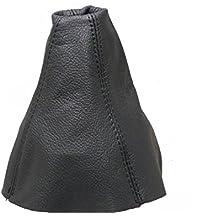 FORD MONDEO Modelos MK4 (2007-2013) Funda para Palanca de Cambio 100% Piel Color Negro