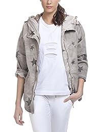 Tantra Jacket3048, Chaqueta Deportiva para Mujer, Beige, One Size (Tamaño del Fabricante:U)