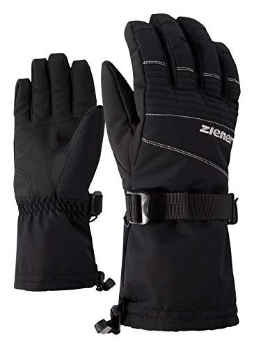 Ziener Herren GANNIK AS(R) Glove Alpine Ski-Handschuhe, Black, 9.5 (L)