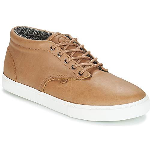 Element Schuhe Preston Full Grain Leather Walnut Premium (43 EU / 10 Us, Braun) Full-grain Schuhe