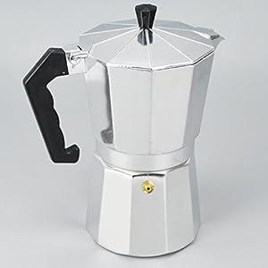 Espressokocher & Mokkakannen aus Aluminium / Reinigen