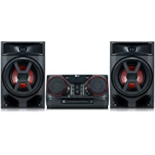 LG CK43 - Equipo de Sonido de Alta Potencia (300 W, Bluetooth, USB