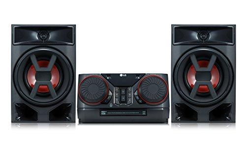 LG CK43 - Equipo de Sonido de Alta Potencia 300 W
