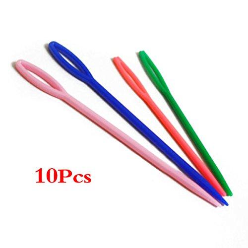 sodialr-10pcs-2-tamano-pequeno-grandes-para-ninos-de-plastico-agujas-de-coser
