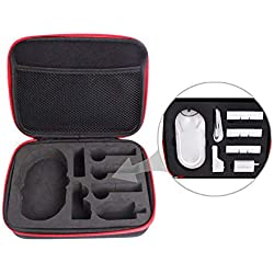 PENIVO Portable étanche Sac à Dos Protection Batterie Transport étui de Rangement Sac à bandoulière pour ZEROTECH Dobby Mini Selfie Pocket Drone Accessoires Case