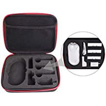 PENIVO Mochila Impermeable portátil de la protección del Transporte de la batería de la Caja de Almacenamiento del Transporte para ZEROTECH Dobby Mini Selfie Pocket Drone Accessories Case