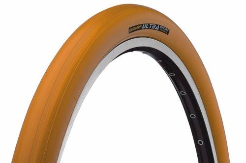 ort Home Trainer Falt Fahrrad Reifen (26x 1,75, Falten, gelb) ()