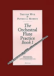 Trevor Wye: The Orchestral Flute Practice Book 1