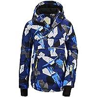 Killtec Boys Winter Jacket Flumet BYS Quilted Jckt B, Color:Dark Blue, Talla:164