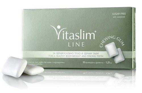 Preisvergleich Produktbild Vitaslim LINE Kaugummis Die meiste Spaß Weise,  Körpergewicht zu verlieren und zu steuern (30 PCS)