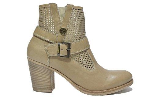 Nero Giardini Tronchetti tortora 2410 scarpe donna P512410D 38