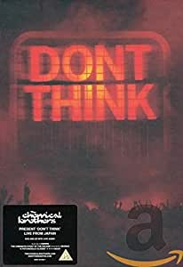 Don't Think [DVD-sized Casebound Book Edition] [2012]