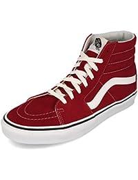 VANS SK8-HI Rumba Red/True White VN0A38GEVG41