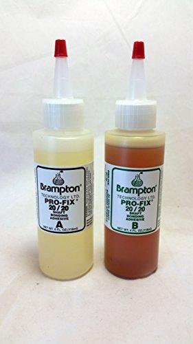 Brampton Pro-fix 20/20226,8gram époxy kit (2–113,4gram A, B)