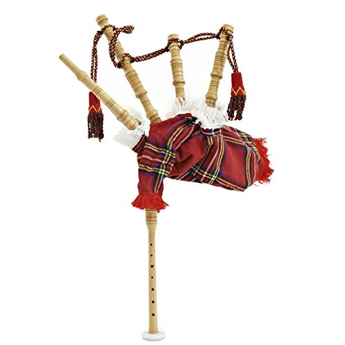 Chanter-Dudelsack von Gear4music Junior Royal Stewart