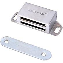 moinkerin 10x acero inoxidable Cierre magnético gabinete imán de la puerta Pargo magnética muebles de pargo