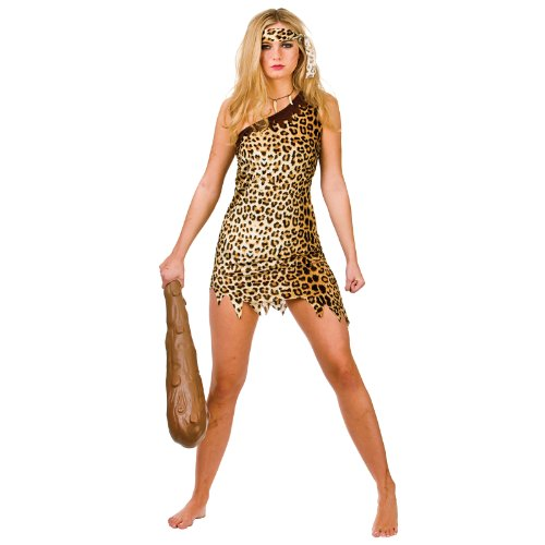 Cute Cavegirl **NEW**