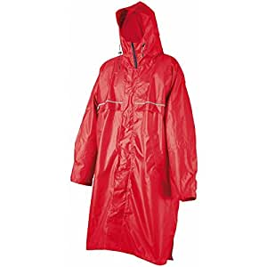 Poncho Cagoule Front Zip Camp Taille S/M