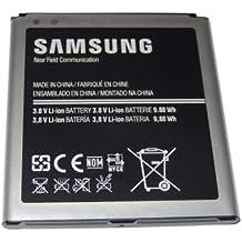 Samsung - Batteria originale agli ioni di litio 2600mAh (3,8V) con NFC per smartphone Samsung Galaxy S4SIV VE LTE GT-i9515come B600BE, B600BU, EB-B600BUB, EB-B600BUBESTA