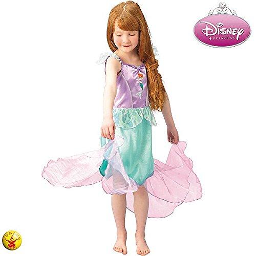 Imagen de rubie`s  disfraz infantil de ariel clásico, con accesorios en caja 884487 s