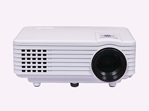 ABB India Solution LED Multimedia Projector Home Theater Cinema AV TV VGA HDMI USB