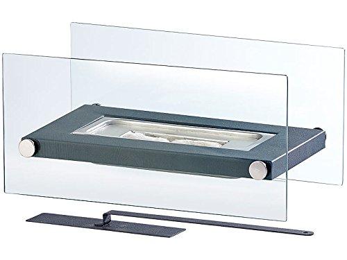 3,4 cm mod. VIENNA Ricambio vetro tubo paralume camino per lume a petrolio - VARIE MISURE