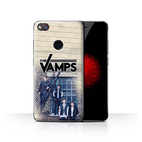 Offiziell The Vamps Hülle / Case für ZTE Nubia Z11 Mini / Tagebuch Muster / The Vamps Fotoshoot Kollektion