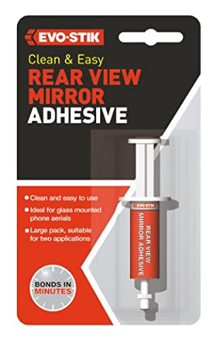 Evo-Stik 320130 2ml Rear View Mirror Adhesive
