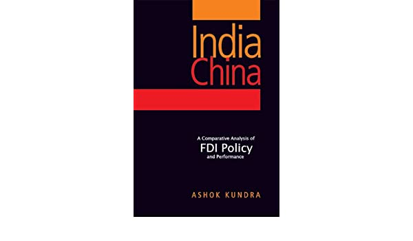 comparative study of india and china economy