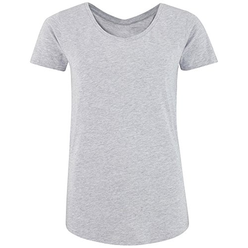- 410vSIzCQrL - Comfy Co Womens/Ladies Sleepy T Short Sleeve Pyjama T-Shirt