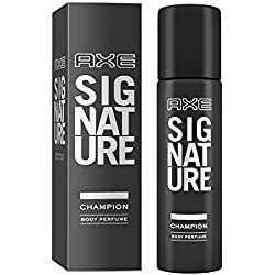 AXE Signature Champion Body Perfume, 122 ml