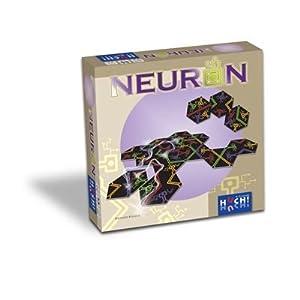 Huch & Friends 76904 Neuron - Juego de Mesa Importado de Alemania