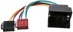 Connects2 CT20FD05 Câble adaptateur de faisceau autoradio pour Ford Mondeo/Fiesta/Fusion/Focus C-Max/Focus S-Max