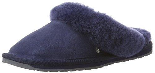 EMU Damen Jolie Pantoffeln Blau (Midnight Blue)