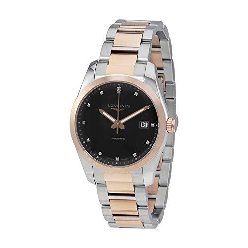 Longines Conquest Classic l2.785.5.58.718K de oro y acero inoxidable reloj de Hombre Automático