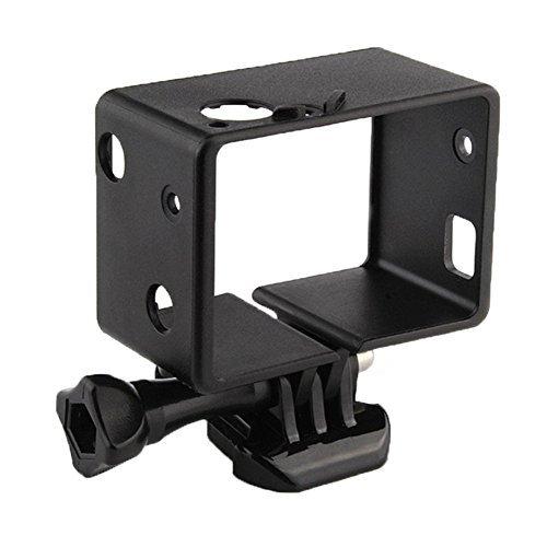 nechkitter schwarz Rahmen Halterung Schutz Gehäuse für GoPro Hero HD 33+ LCD BacPac für GoPro Hero 4