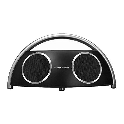 Harman-KardonTragbares Wireless Bluetooth Lautsprechersystem Dockingstation mit (Harman TrueStream Technologie, kompatibel mit Apple iOS und Android Geräten) schwarz Performance Womens Hut