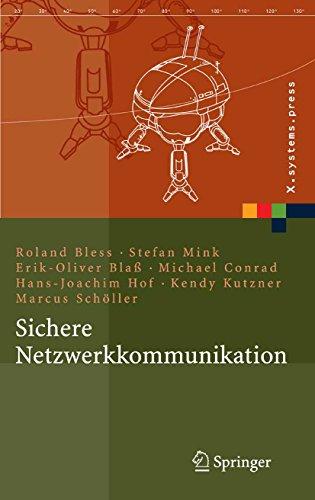 Sichere Firewall (Sichere Netzwerkkommunikation: Grundlagen, Protokolle und Architekturen (X.systems.press))