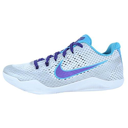 Xi Men púrpura Tênis branco Azul Branco Basquete Lagoa Kobe eu De Colorido 44 Corte Nike pOqFXdnq