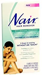 Nair Soothing Hair Removal Wax Strips