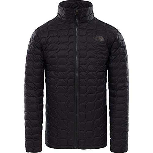 THE NORTH FACE Männlich Thermoball Full Zip Funktionsjacke, XXL, Tnf Black Matte (T93rxaxym) (The North Face Thermoball Xxl)