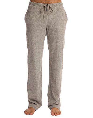 Polo Ralph Lauren PJ Pant, Bas de Pyjama Homme, Grau (Heather Grey 003), Large