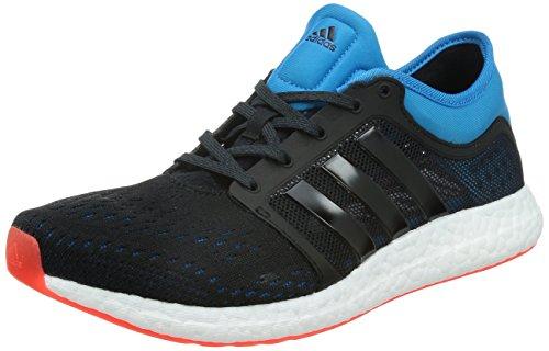 adidas CC Rocket Boost M - Zapatillas para hombre, color negro / azul, talla 41 1/3