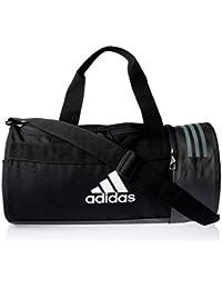 Adidas Cvrt 3S, Mochila Unisex Adultos, Negro (Negro/Gris/Blanco)