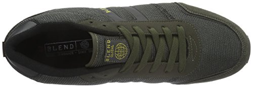 Blend Footwear, Baskets Basses Homme Vert - Grün (Green Ink)