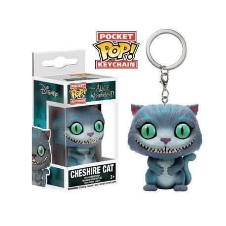 FunKo 7593–Llavero del gato de Cheshire